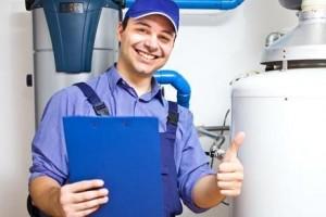 Cuándo realizar la revisión de la caldera de agua caliente
